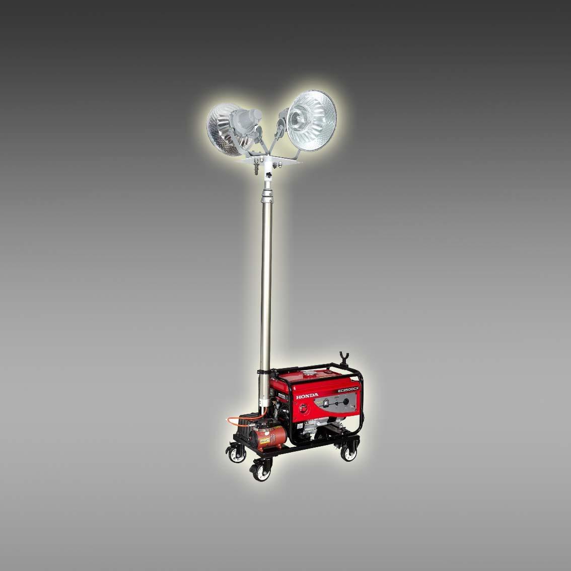 全方位自动升降工作灯YDM5200