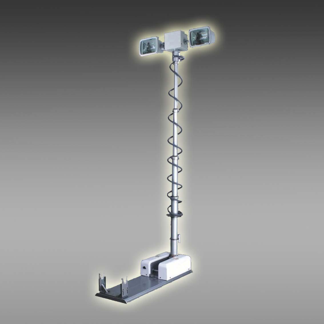 曲臂升降照明灯 YDM5520