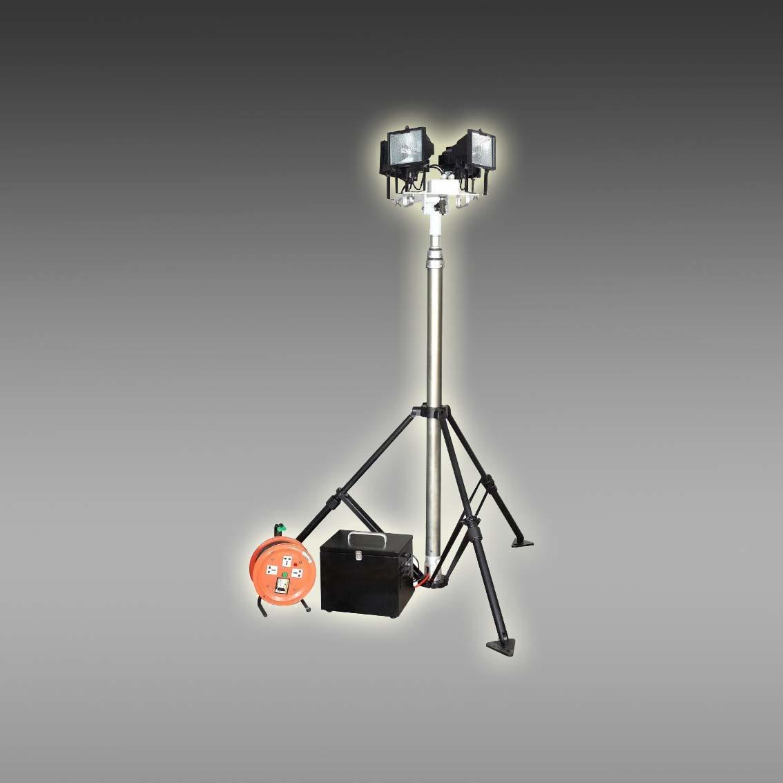 全方位遥控自动升降泛光灯 YDM5310